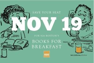 826 Boston's Books for Breakfast