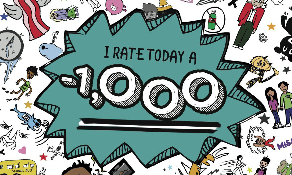 I Rate Today a -1,000